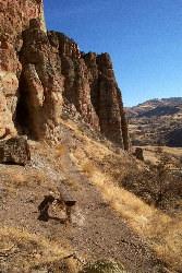 Clarno Unit John Day Fossil Beds National Monument