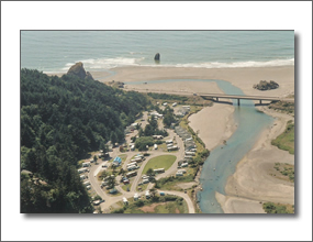 Turtle Rock Resort Gold Beach Oregon
